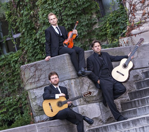 Trio Tangere, Marc Djokic