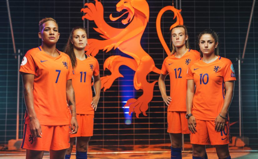 'Als de Oranje vrouwen ver komen, worden het volkshelden'