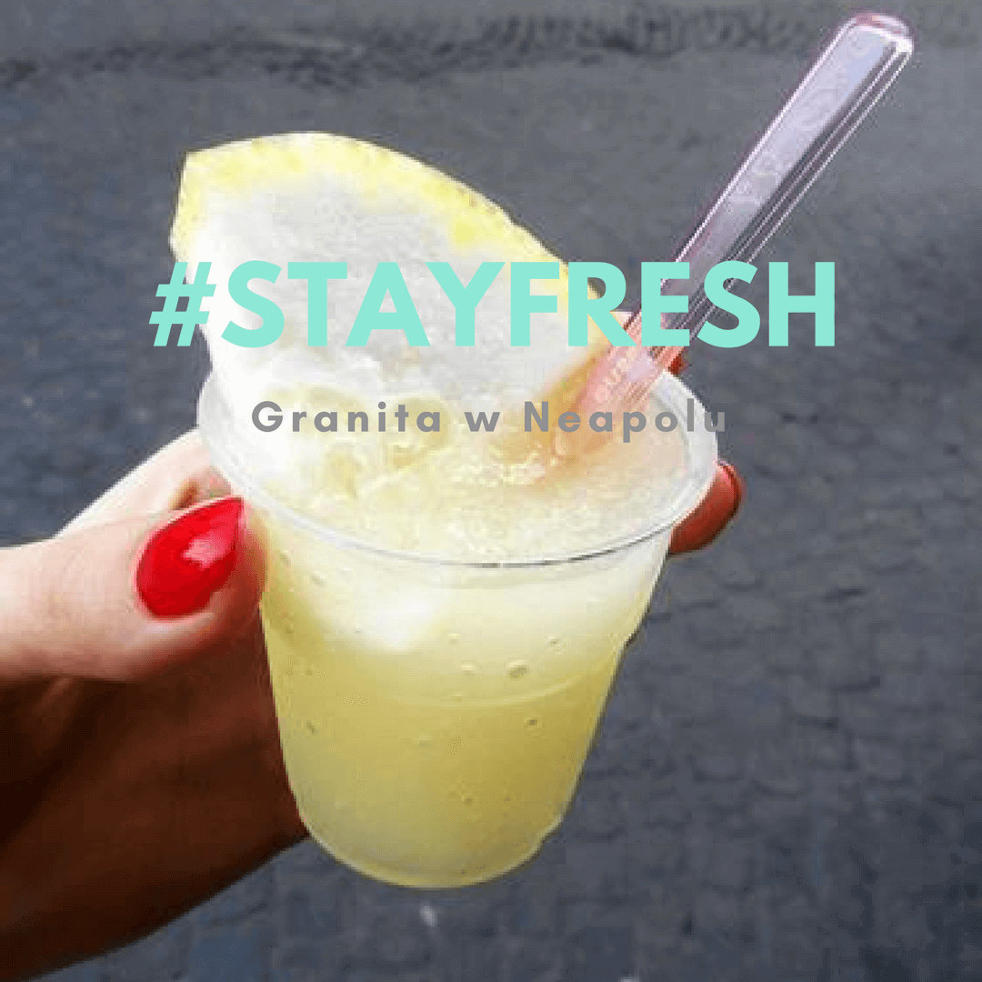 Stay Fresh in Naples - Instagram Post