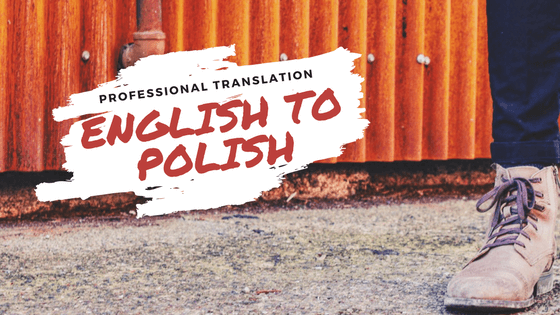 English to Polish Translations