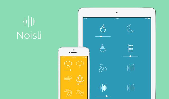 sound maker Noisli free tools