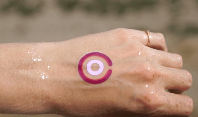 UV Tattoo by LogicInk
