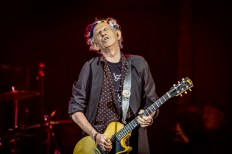 Keith Richards (The Rolling Stones)