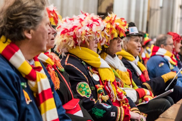 Carnavalsmis in Oeteldonk