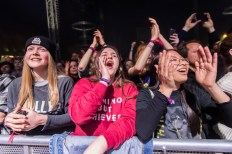 Fans Nothing But Thieves