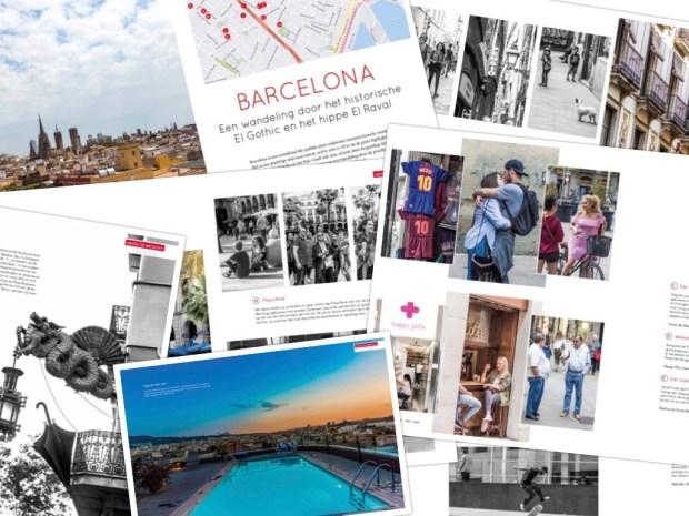 Alles over Barcelona in Caravannen