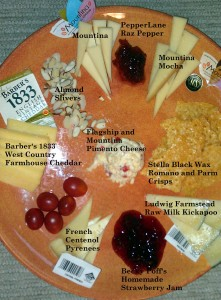 """Marcella's Cheese Profiles for the American Cheese Society's """"Cheese"""