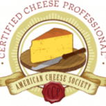 American Cheese Society Certified Cheese Professionals Logo