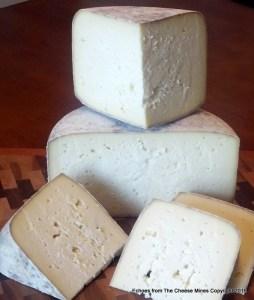 Cascadia Creamery's Sleeping Beauty made with Raw Cows' Milk