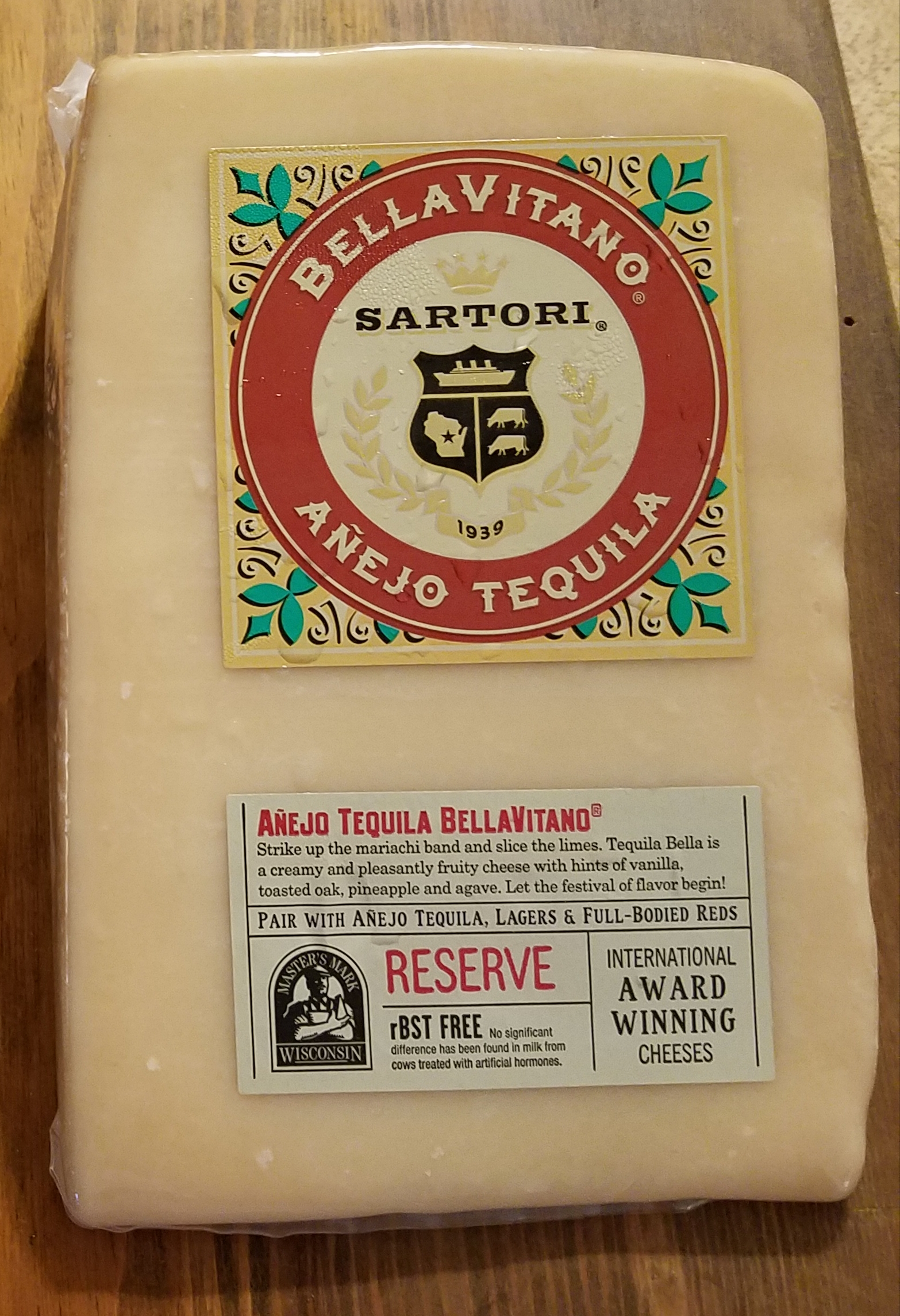 First on the plate was Costco exclusive from Sartori; the new Anejo Tequila-bathed BellaVitano. Every time I think the \u201cMad Scientists\u201d ... & Southern Cotton Honey Cheese Plate \u2013 Marcella The Cheesemonger ...