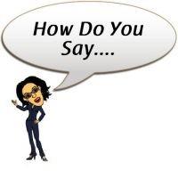 Como se diz apud em inglês?