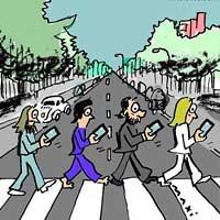 E se os Beatles vivessem em tempos de cultura digital?