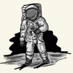 Sua tese ou dissertação é diferente aterrizar na Lua