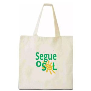 ECOBAG SEGUE O SOL