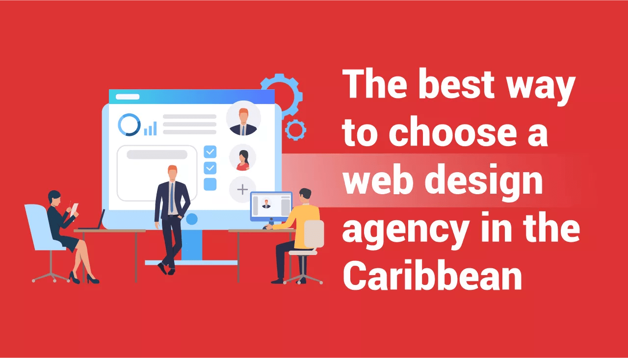 web design agency in the Caribbean