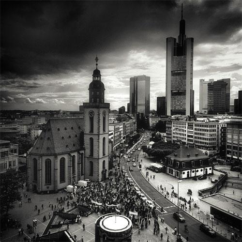 Frankfurt - Against The urban photography