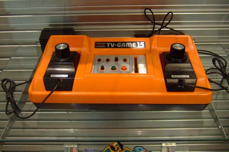 Color TV Game Nintendo