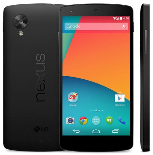 Android Kit-Kat en la Nexus 5