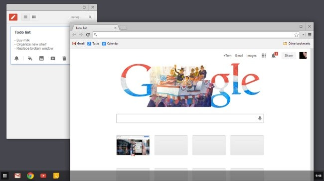 google chrome 32 en windows 8