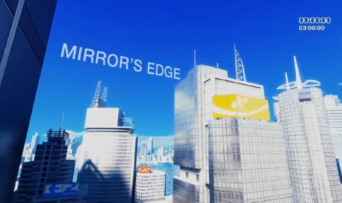 mirrors edge intro