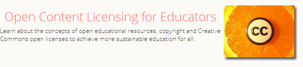 Open Content Licensing for Educators