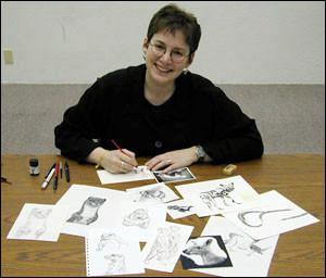 Dibujante animales de OReilly
