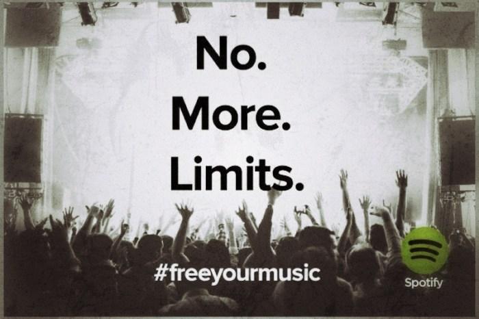 Spotify free web