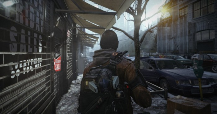 The Division muestra el espectacular Snowdrop Engine
