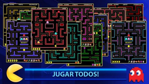 pacman android