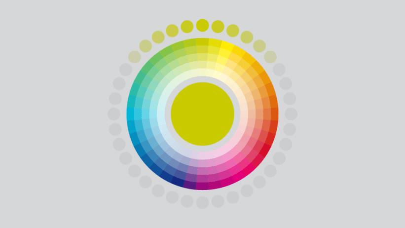Endoscopia San Gerónimo (ESG) · Esquemas de uso del color