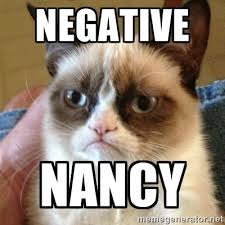 Have you met Nancy?