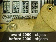 avant 2000 / before 2000