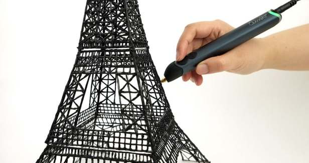 Review: 3Doodler Create 3D Printing Pen