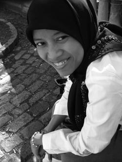 Nurish Amanah (photo: Raquel Saraswati)