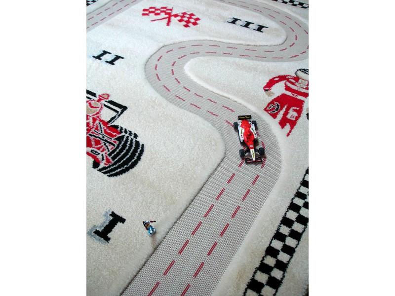 tapis enfant circuit course voiture tapis enfant 3d veritable espace de jeu marchand de tapis