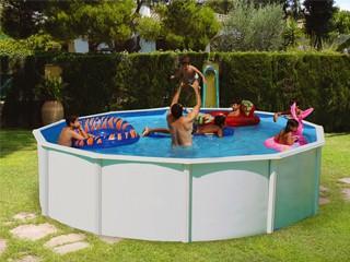 achat piscines piscine hors sol acier