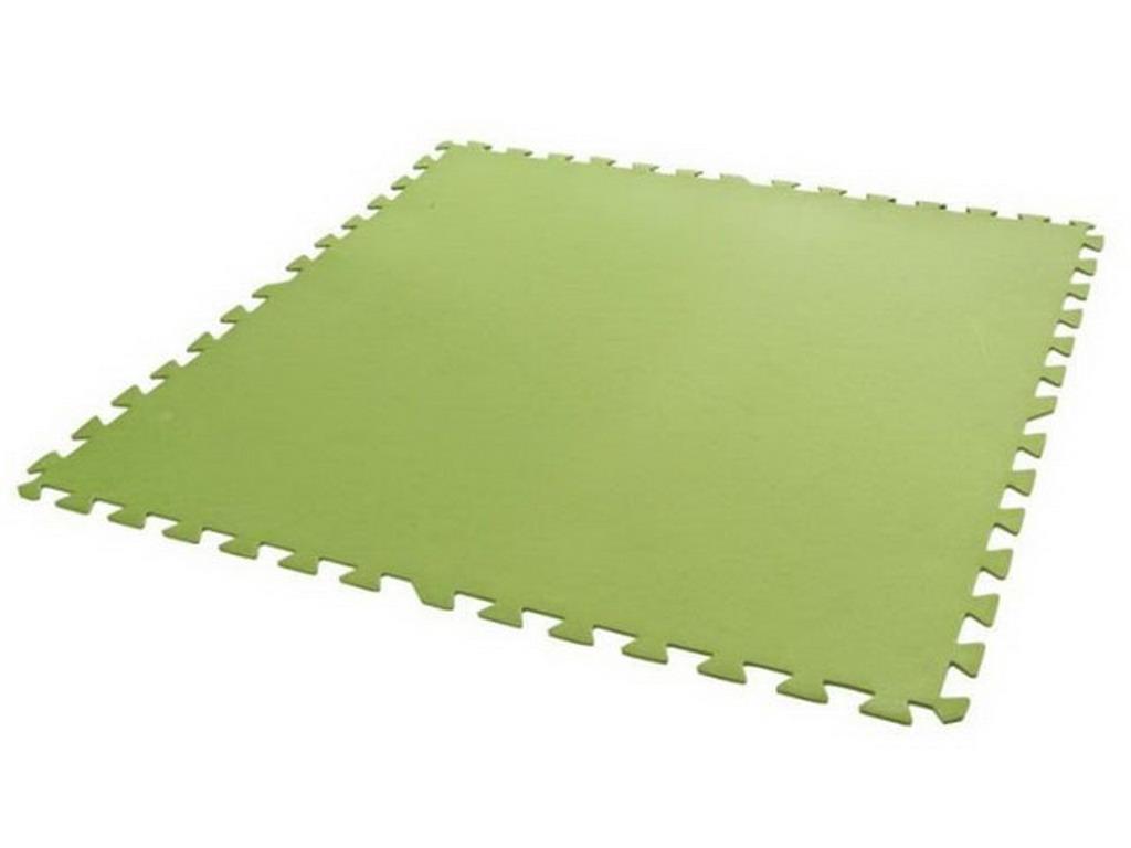 set de 8 dalles mousse piscine bestway puzzle 81x81cm surface 6 5m