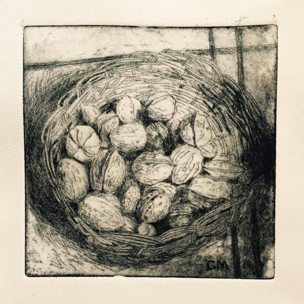 Gioia Marchegiani - Acquaforte - Diary