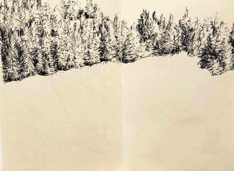 Gioia Marchegiani - Saluto al bosco