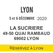 Marché de la Mode Vintage le 5 et 6 décembre 2020 Lyon