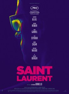 films de mode - saint - laurent