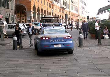 intervento polizia