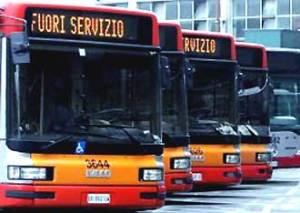 Parcheggio Scambiatore dei Bus a Fabriano