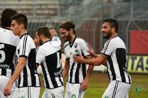 I giocatori dell'Ascoli Picchio