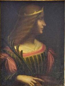 Isabella d'Este ritratto