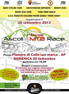 Flyer Colli Ascolani