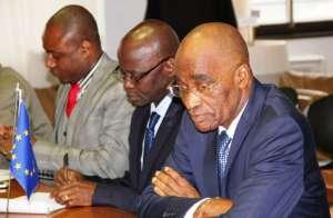 Ministro del Congo in visita nelle Marche