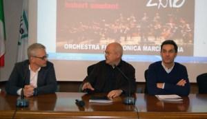 Presentazione Cartellone Orchestra Filarmonica Marchigiana