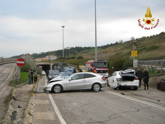 Incidente Flaminia