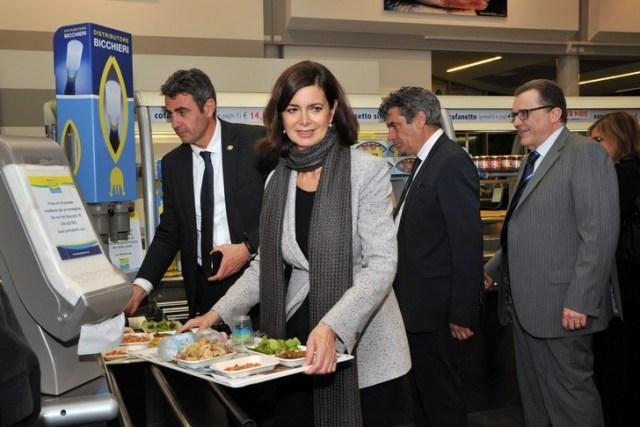 La Presidente Boldrini a Fano